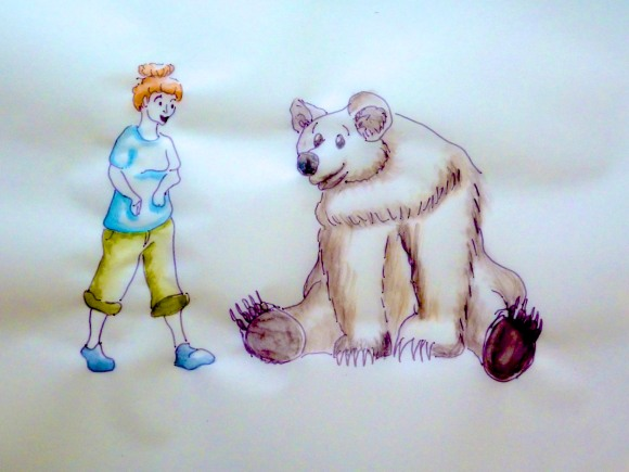 What to Do When You Meet a Bear