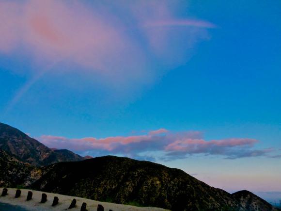 Rainbow Over the 2